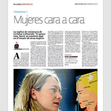 Diario de Pontevedra – Loreto Sánchez Seoane