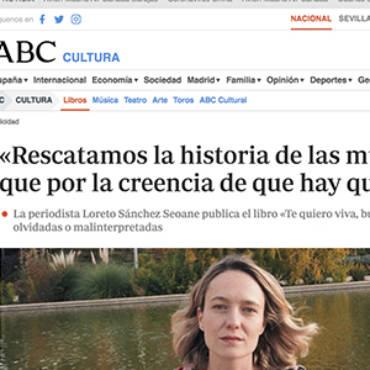 ABC – Loreto Sánchez Seoane