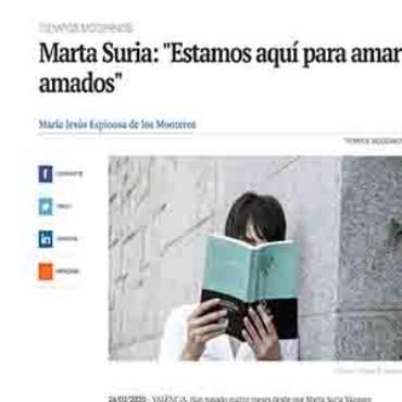 Culturplaza – Marta Suria