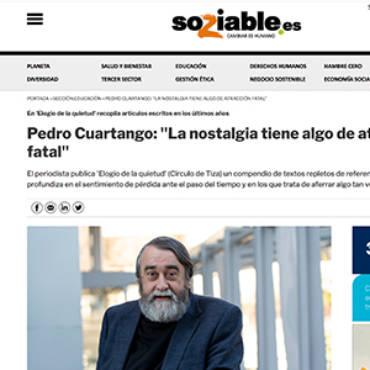Soziable.es – Pedro García Cuartango