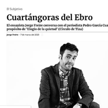 The Objective – Pedro García Cuartango