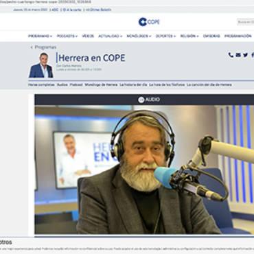 Herrera en Cope – Pedro García Cuartango