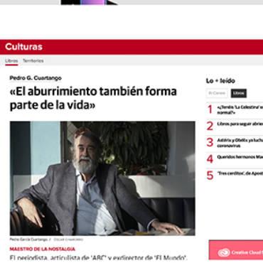 El correo – Pedro García Cuartango