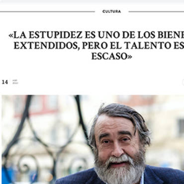 Ethic – Pedro Cuartango