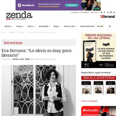 Zenda – Eva Serrano
