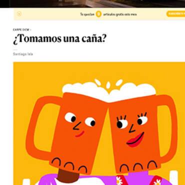 El País Semanal – Santiago Isla