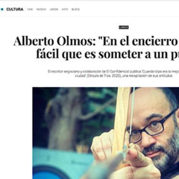 El confidencial – Alberto Olmos