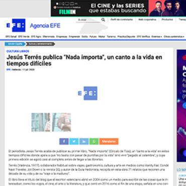 Agencia EFE – Jesús Terrés