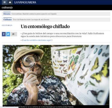 La Vanguardia – Julià Guillamon