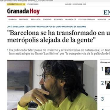 Granada Hoy – Julià Guillamon