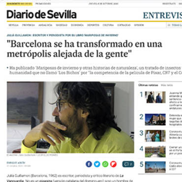 Diario Sevilla – Julià Guillamon