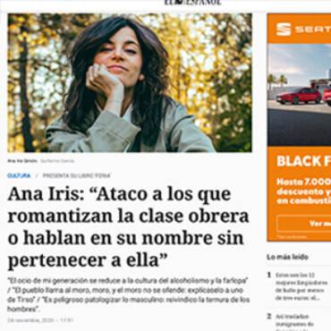 El Español – Ana Iris Simón