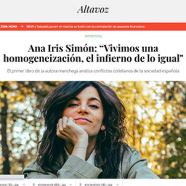 Vozpópuli – Ana Iris Simón