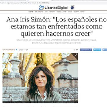 Libertad digital – Ana Iris Simón