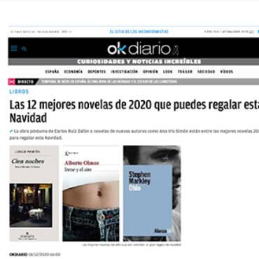 Ok Diario – Ana Iris Simón