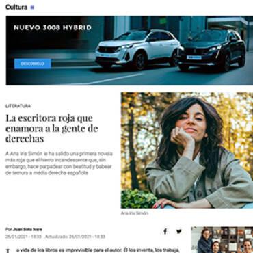 El Confidencial – Ana Iris Simón